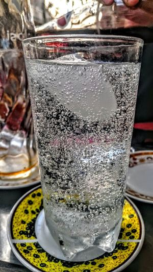 7 Up Day Drink Drinking Glass Food And Drink Indoors  No People Table