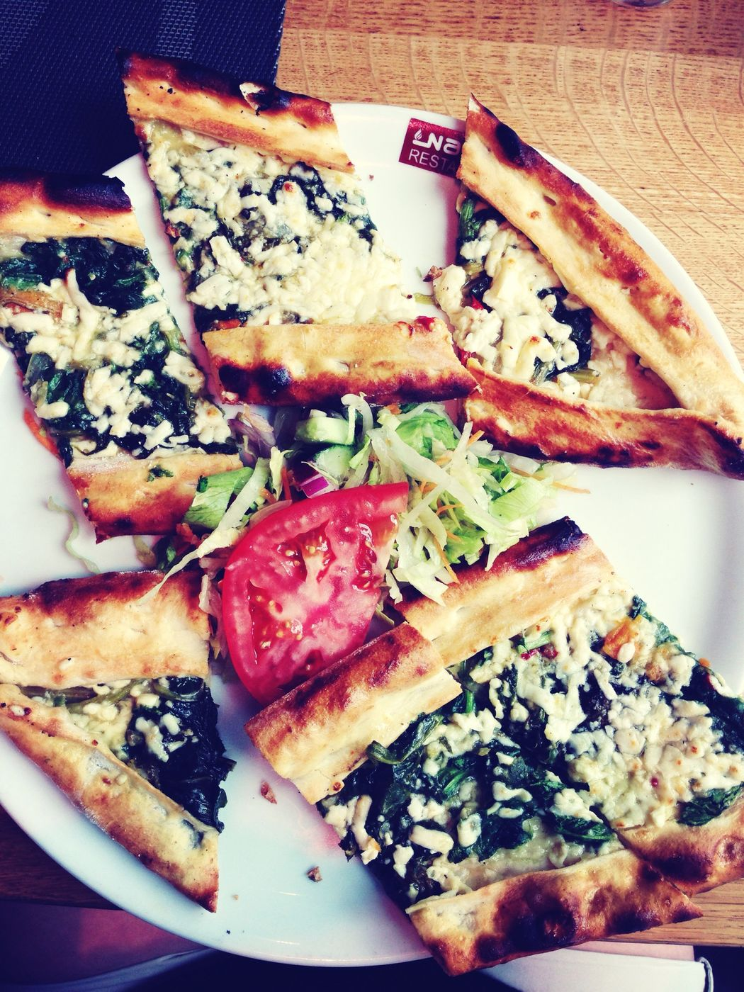 Yummy Lunch Food Enjoying Life Hello World