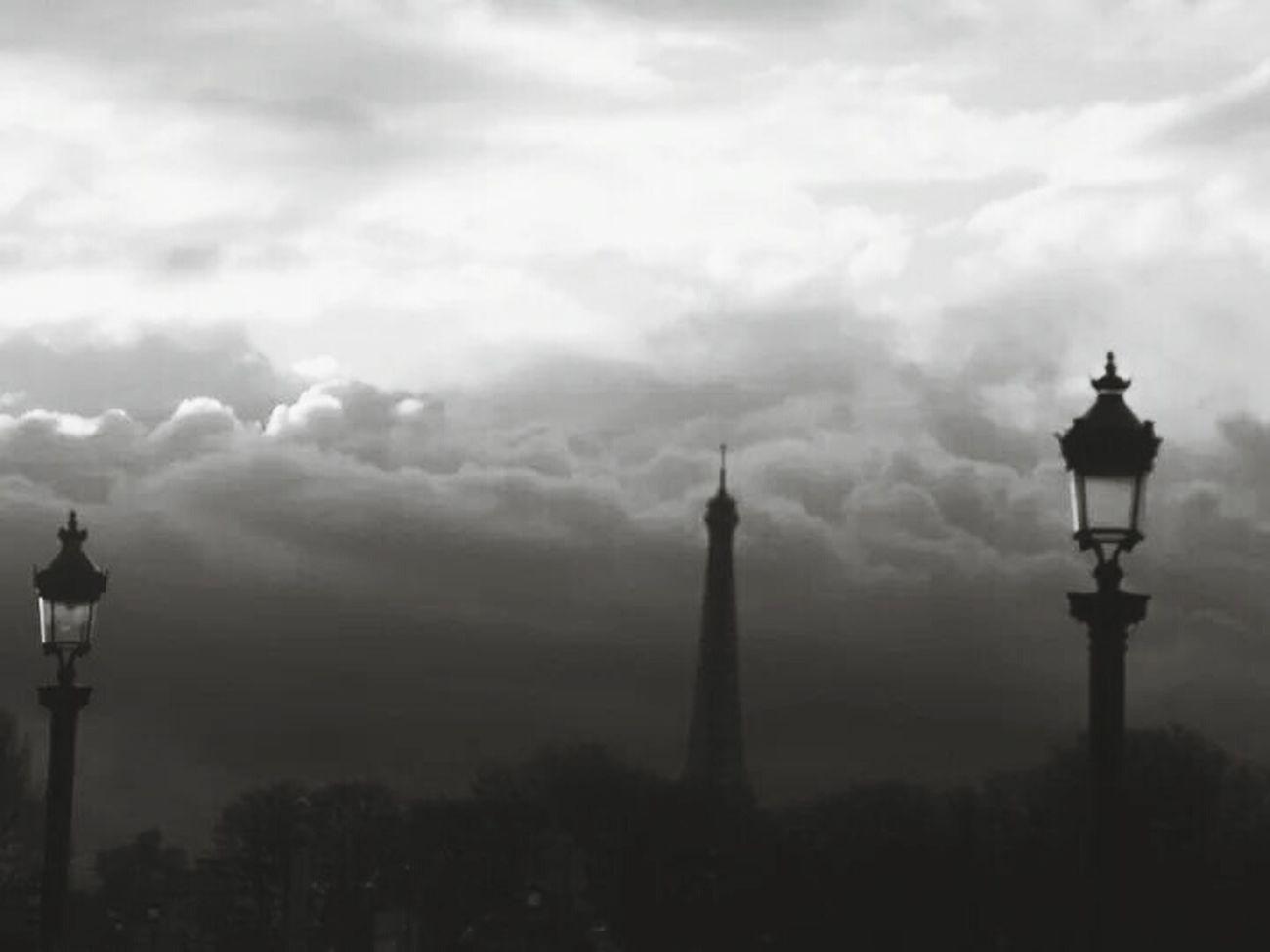 Gloomy Weather Clouds And Sky Feeling Inspired Eye4black&white  Blackandwhite Getting Inspired Eye4photography