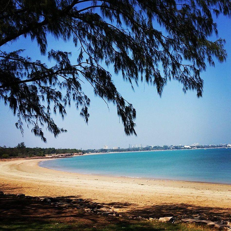 Northern Territory's own paradise hideaway FannieBay Bluesky Bluesea Nt Travelling RTW LifesABeach Lux