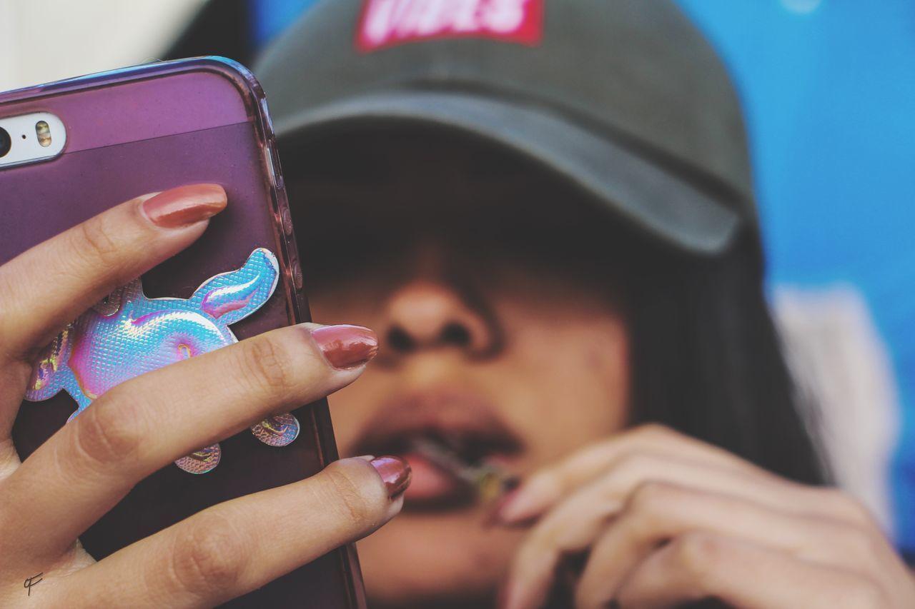 Mobile Conversations