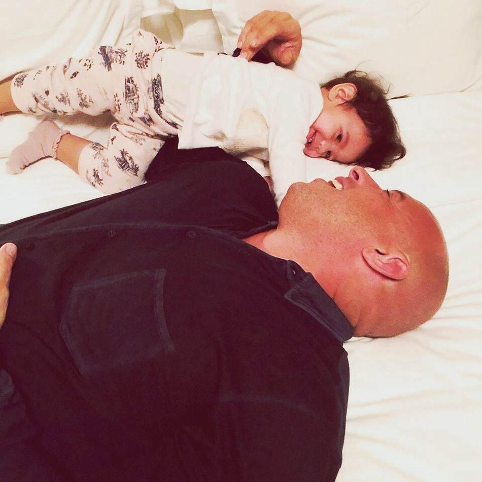 Such a lovely moment | Vin Diesel & Baby (photo from his facebook) Vin Diesel❤️ Lovely Moments Baby Muscles Fastandfurious