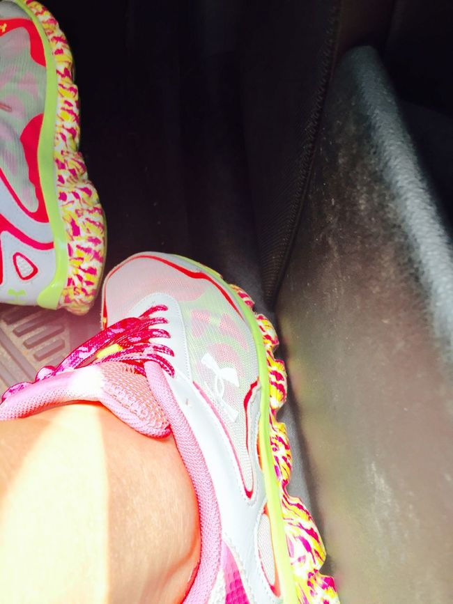 Under Armour ShoeFanatic Pink Color Loveshoes GymLife