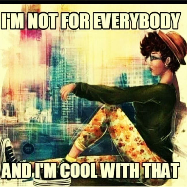 That's just the way it is.... Reality Im Cool That's Me Totallyme Team Lesbian Introvert Jerk  IDGAF FOH FemsRule LEGITASFUCK Dom