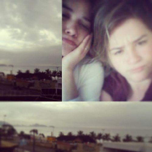 bom dia; Cara Amassada Bafinho Linda odiavaiserlindo love dia20 diadoamor sol mar praia casal ♡♥