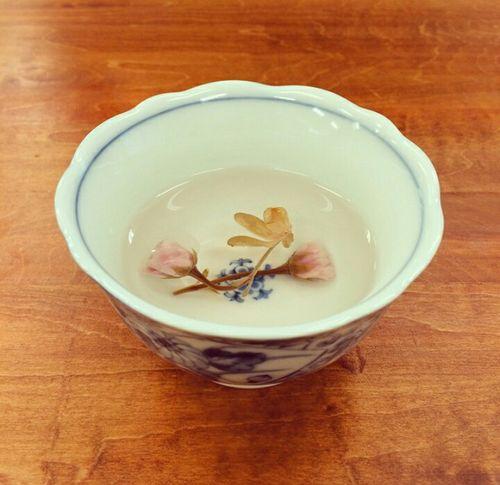 花 Love ♥ 茶 心情 幸福