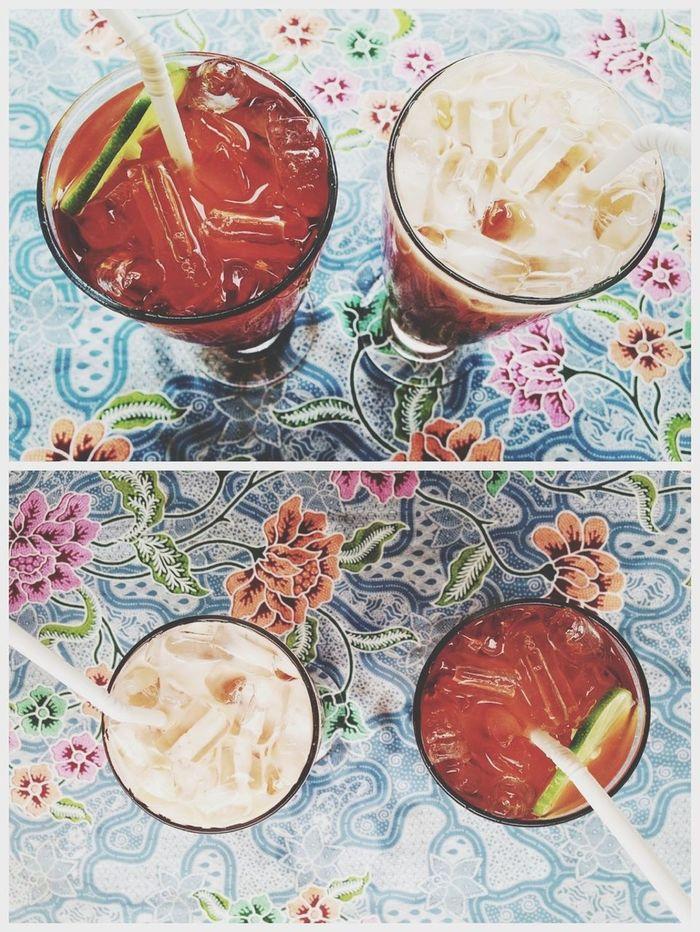 Drinks Thai Iced Tea Two Of A Kind The EyeEm Breakfast Club