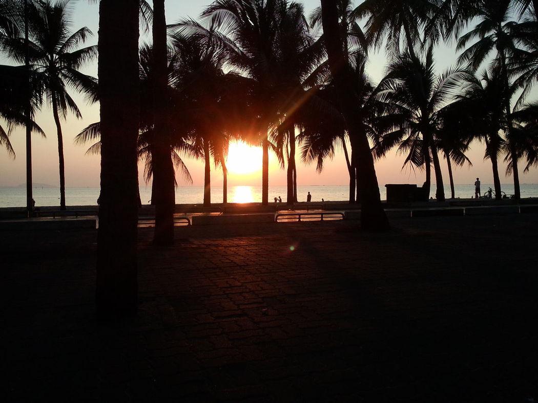 Bangsean Thailand Beach
