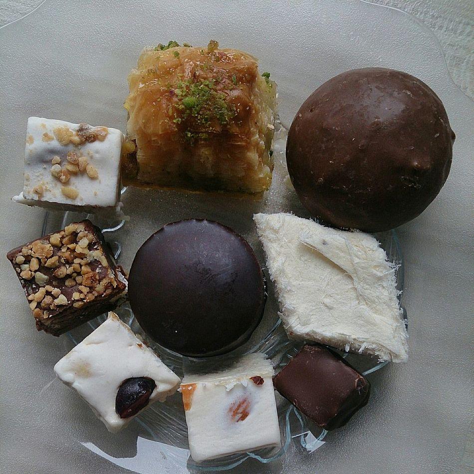 Much wow VSCO Vscobulgaria Vscofood Eyeem Food  Bulgaria Turkish Baklava Pismaniye Locum Minimalism Minimal
