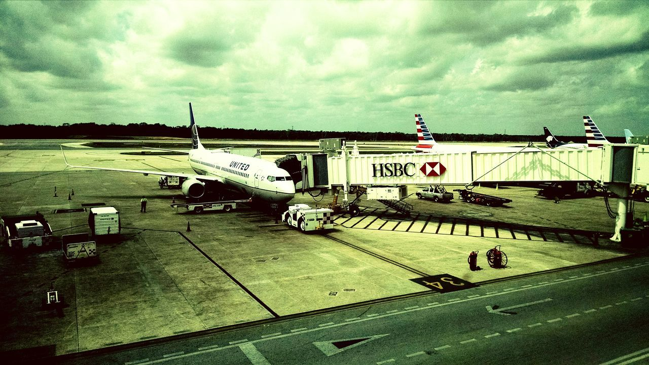 Adiós! Yucatan Mexico Ua1047