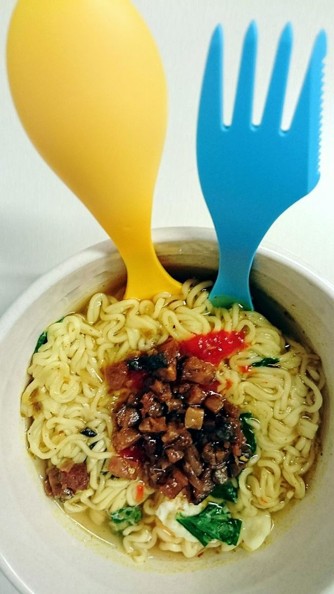 Medicine of the day! Two Is Better Than One Food Photography Noodle Soup Food Eyeemphoto