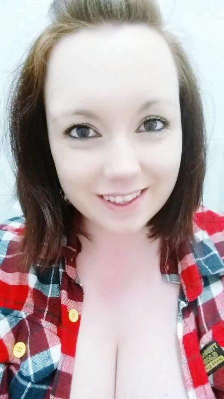 Happy Smile Selfie ThatsMe Tartan Scottish Lass