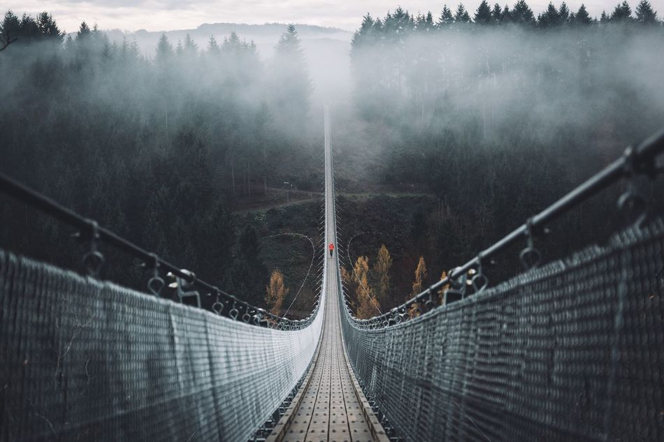 Beautiful stock photos of winter,  Architecture,  Beauty In Nature,  Bridge - Man Made Structure,  Built Structure