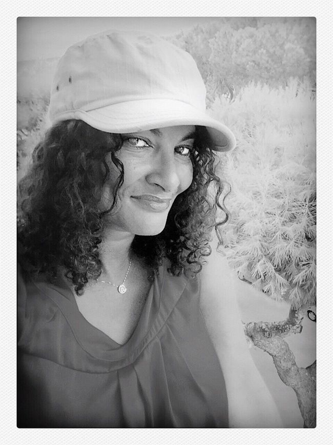 Auto Post Production Filter Person Young Adult Headshot Looking At Camera Young Women Beauty People Portrait Portrait Of A Woman People Photography Peoplephotography People Of EyeEm Blackandwhite Photography That's Me Self Portrait Curly Hair Eyes IPhoneography Women Of EyeEm Fashion Photo Photography Woman EyeEm Best Shots