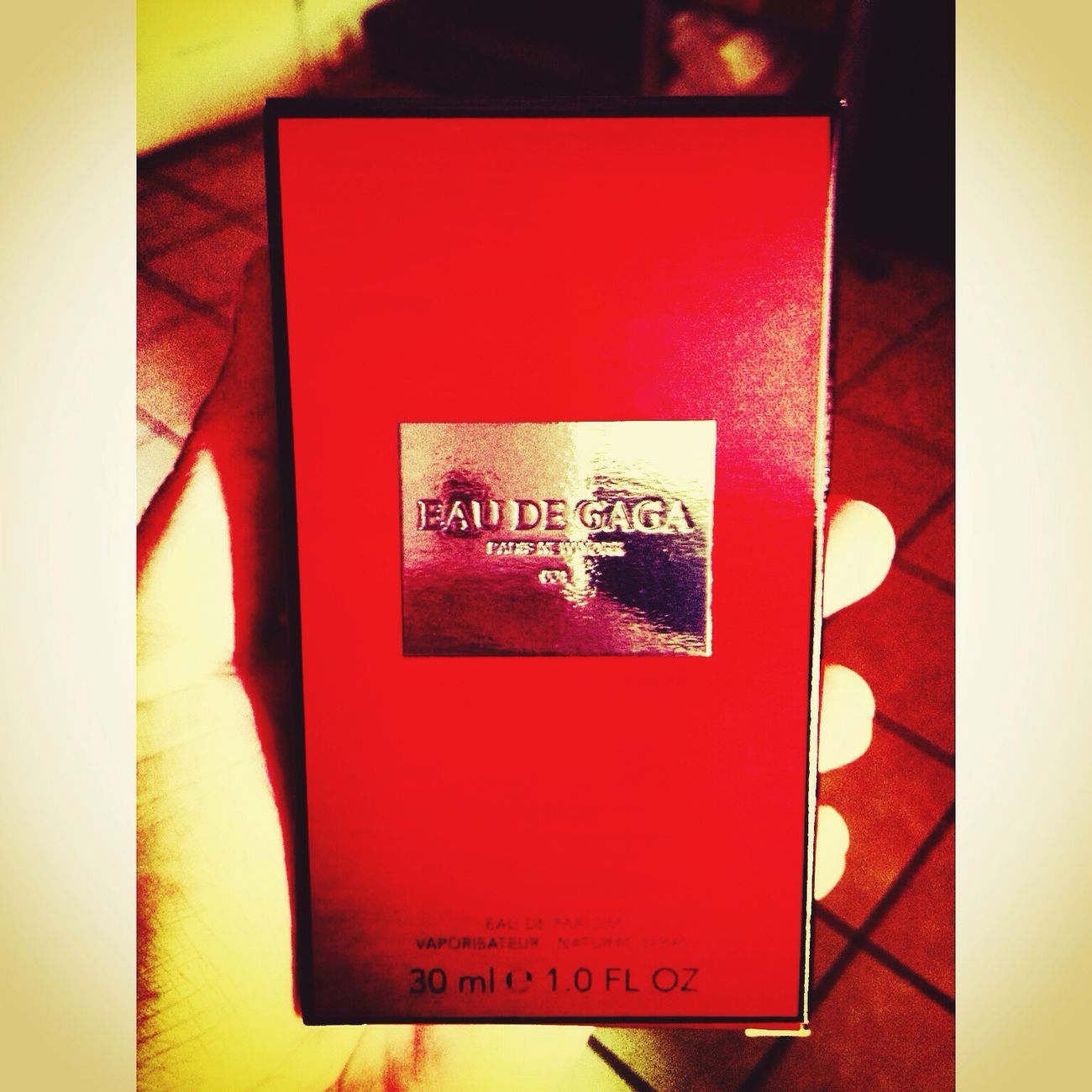 EAU DE GAGA - Lady Gaga second fragrance. Littlemonster ArtPop Unisex MonstersForLife