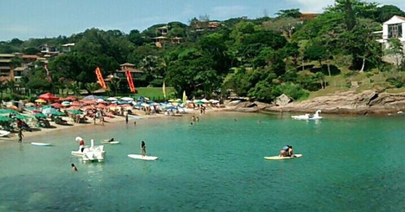 Beach Playa Praia Ferradurinha Buzios Buziosrj Riodejaneiro Rj40graus Brasil Brazil Semfiltro