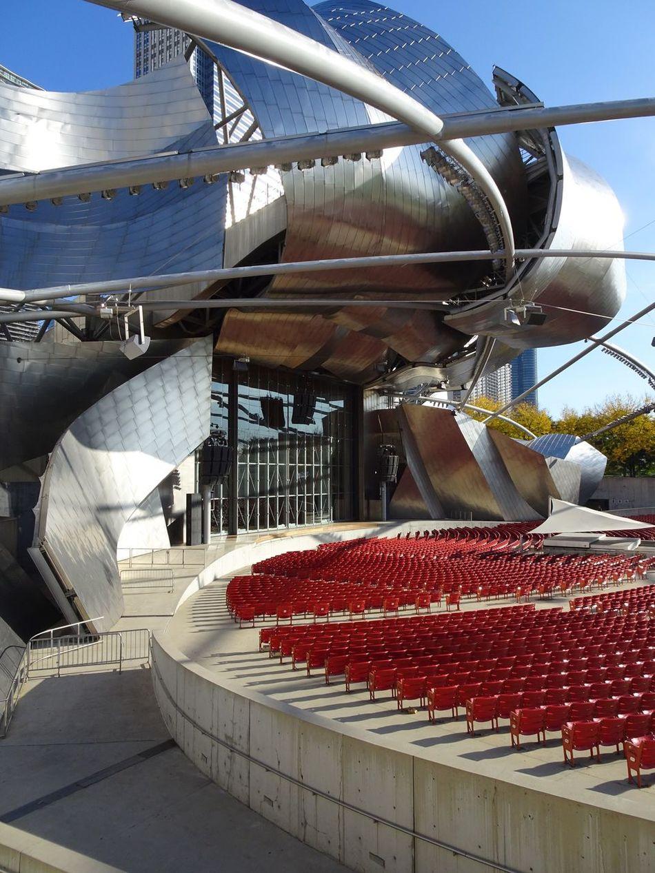 Architectureporn Architecturelovers Pritzker Pritzkerpavillion Pritzker Pavilion Chicago Urban Geometry Geometric Shape Architectural Detail Architecture_collection Modern Geometric Shapes Architecture Chicago Architecture Chicago Gehry Buildings Frank Gehry