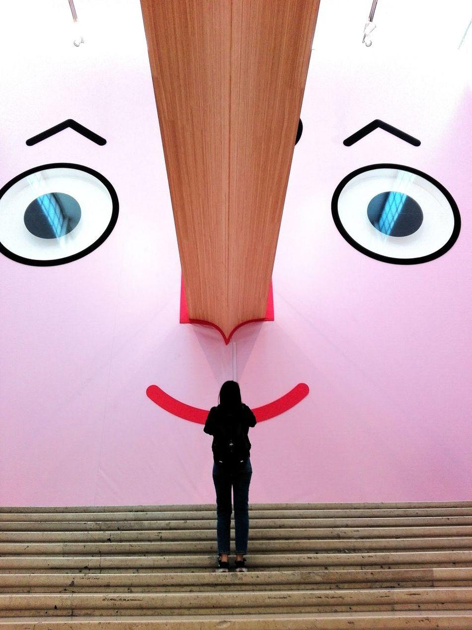 Pinocchio Triennale