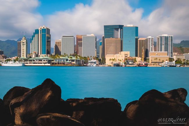 Another Beautiful Day at the Honolulu Harbor... Harbor Water Water_collection City Cityscapes Discover Your City EyeEm Best Shots Urban Urban Geometry Urban Landscape