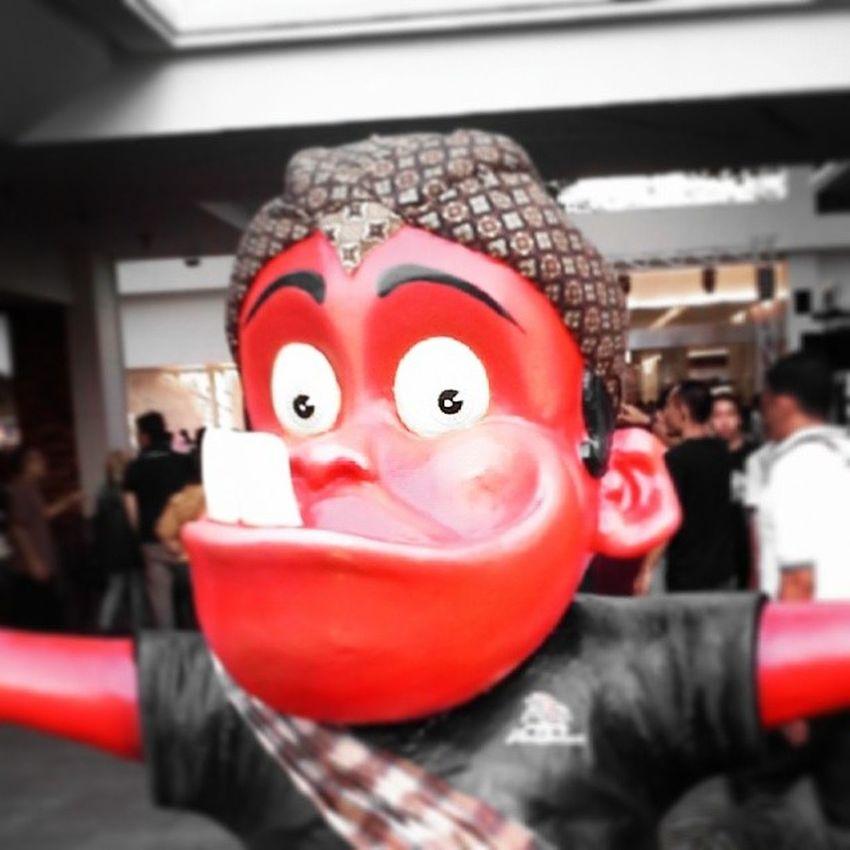 Cepot Westjava INDONESIA Character instacolor