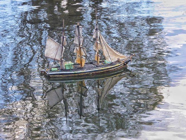 GREECE ♥♥ Dodecanese Arki Boats Boats⛵️ Boat Model Boat