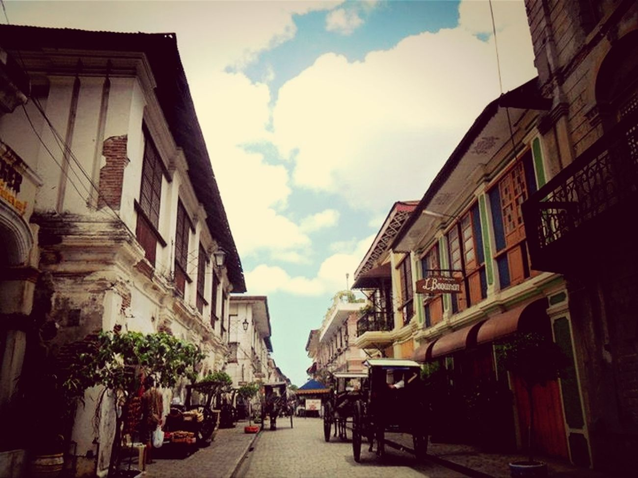 It felt like i was really there during its glory days Eyeem Philippines Vintageperfection