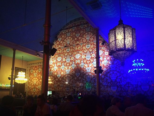 Restaurant Amsterdam Bazar Mid Eastern Food Albert Cuyp