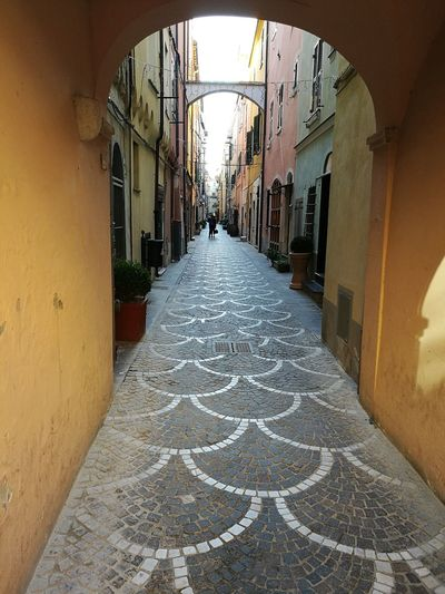 The Way Forward Architecture No People Day Indoors  Liguria,Italy Kiss