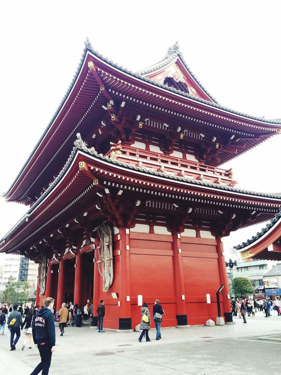 Tokyo,Japan Asakusa,tokyo,japan Temple Architecture Japan Photography Japanese Culture JapanLife