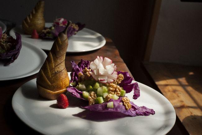 Nikon D700 + nikkor 50 mm 1,4 Celery David De La Cruz Delicious Food Food Fruit Good Food Italian Food Pear Walnut