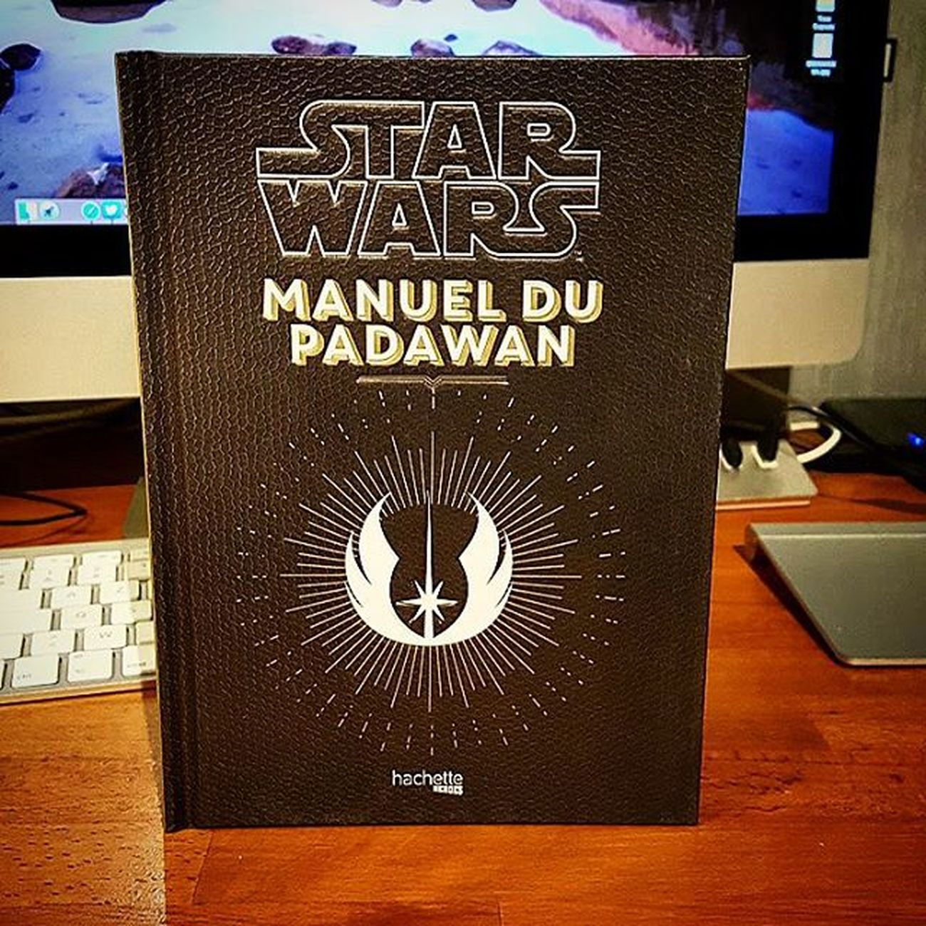 Arrivage de la semaine : Starwars Le manuel du Padawan Hachette Heroes Collection