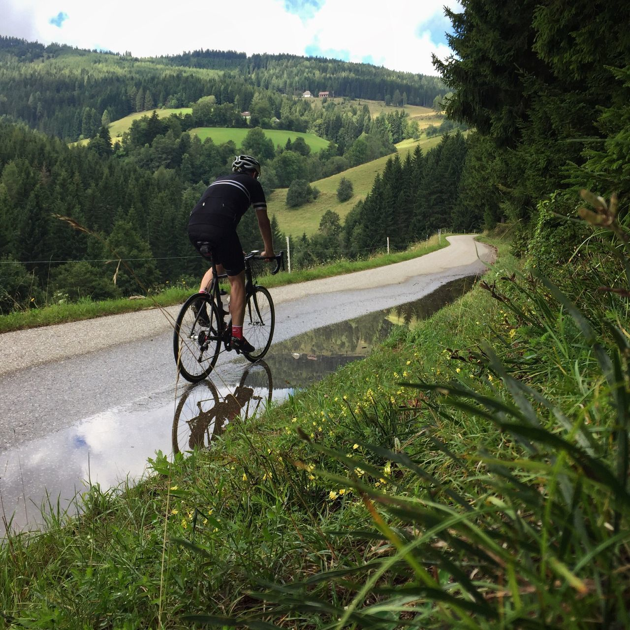 Cycling Roadbike Alps Austria CyclingUnites