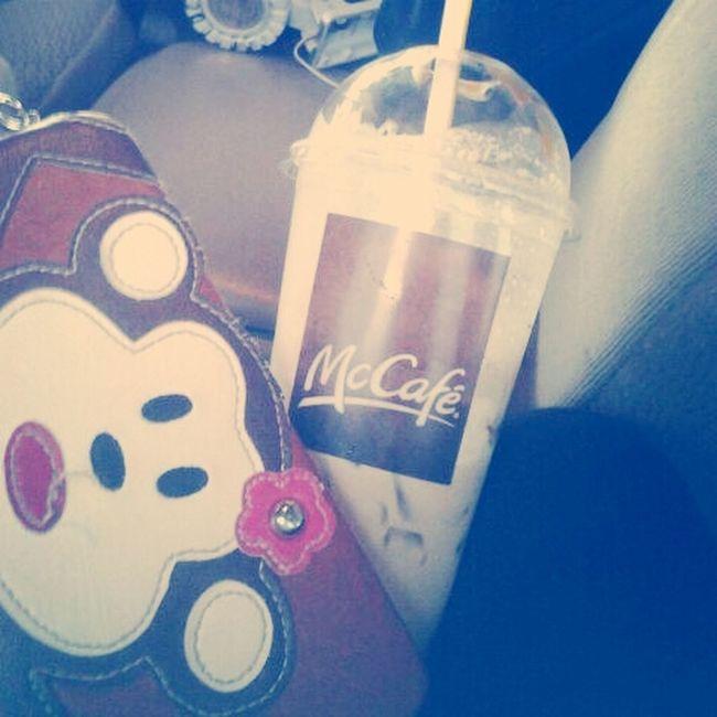 # Mc Cafe # Wallet # Monkey <3