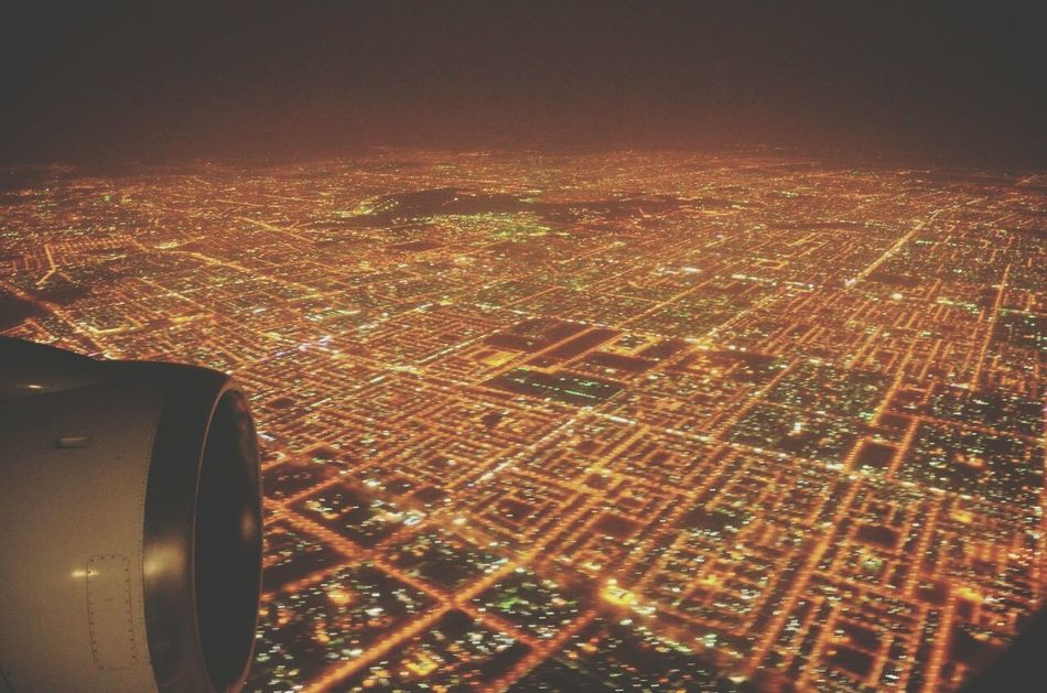 Aerial View Airplane Cityscape Illuminated Outdoors Night Sky Riyadh Airplanes Fromabove Behindthelens Huawei Airphotography Huaweiphotography Amazingthings Wonderland City Flying Built Structure Architecture No People Aerospace Industry Building Exterior Flying High Flying High