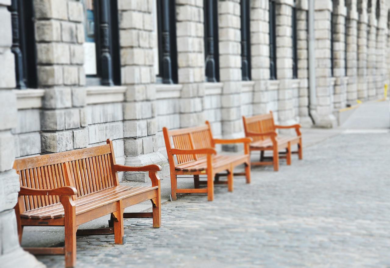 Beautiful stock photos of dublin, Architecture, Bench, Building, Building Exterior