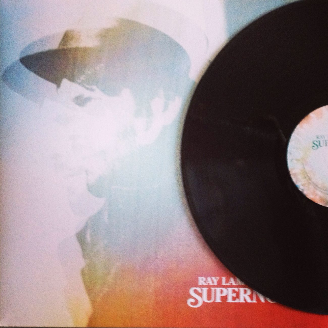 "Now spinning Ray Lamontagne ""Supernova"" Ray Lamontagne Vinyl Music My Vinyl Collection"