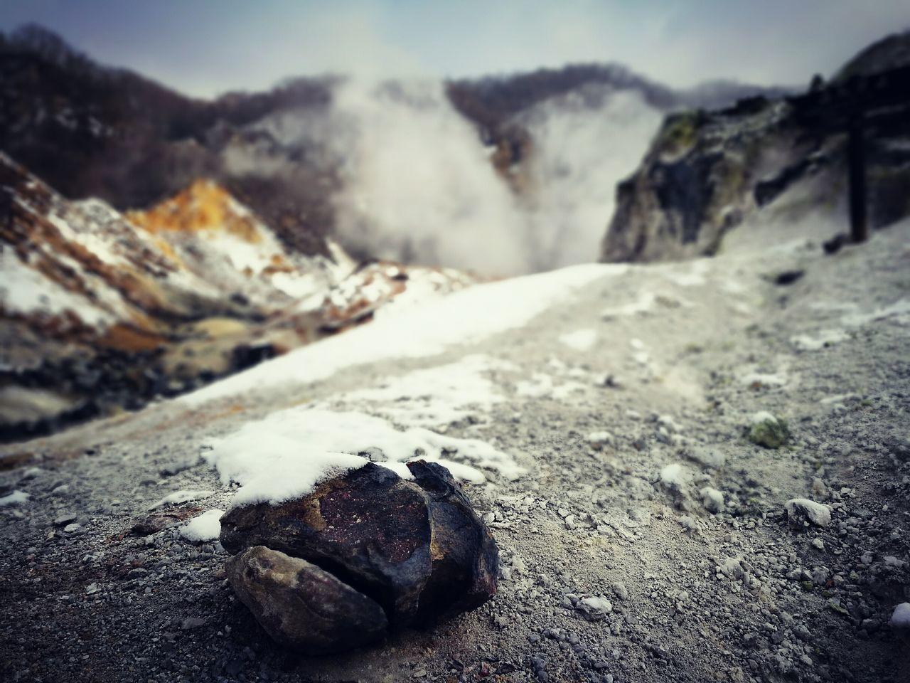 Japan Japan Photography Landscape_Collection Landscape_photography Mountain Nature Noboribetsu Onsen Outdoors