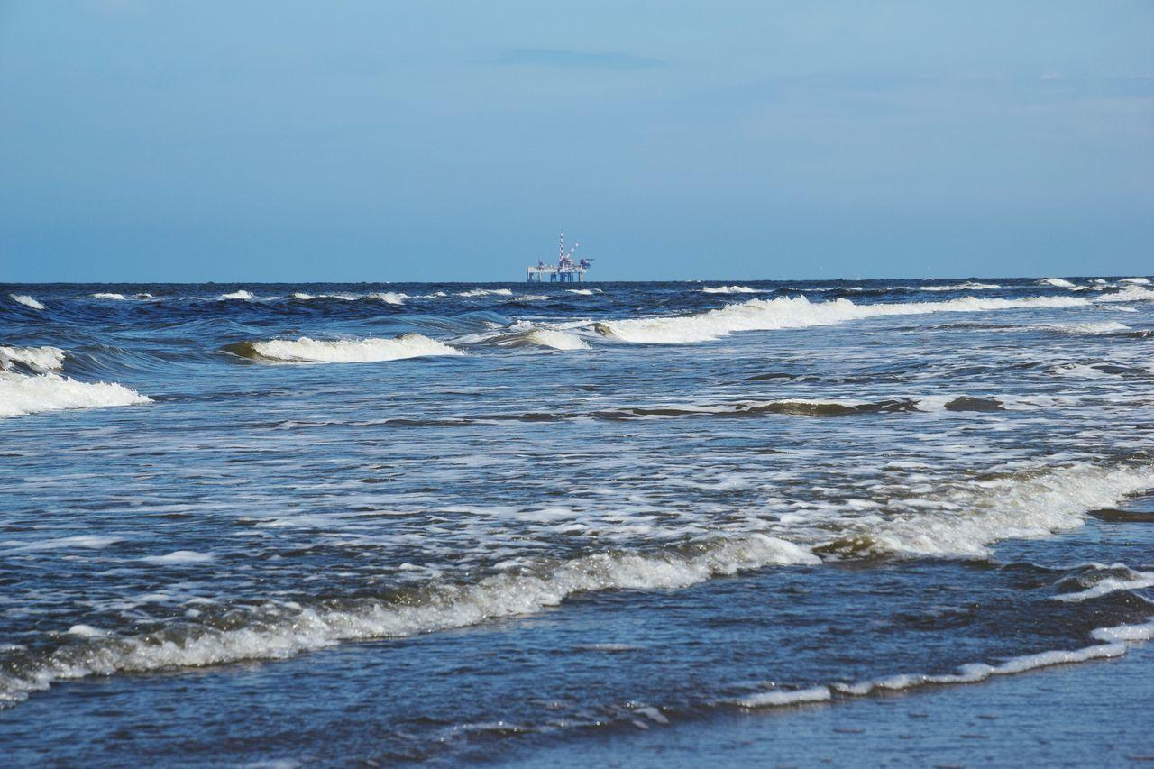 little waves on the dutch shore Enjoying Life First Eyeem Photo