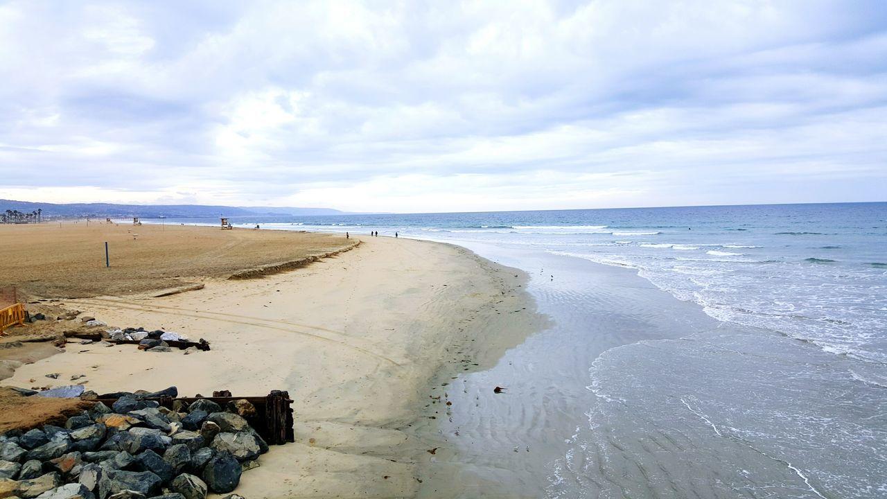 Beachview over Newport Beach