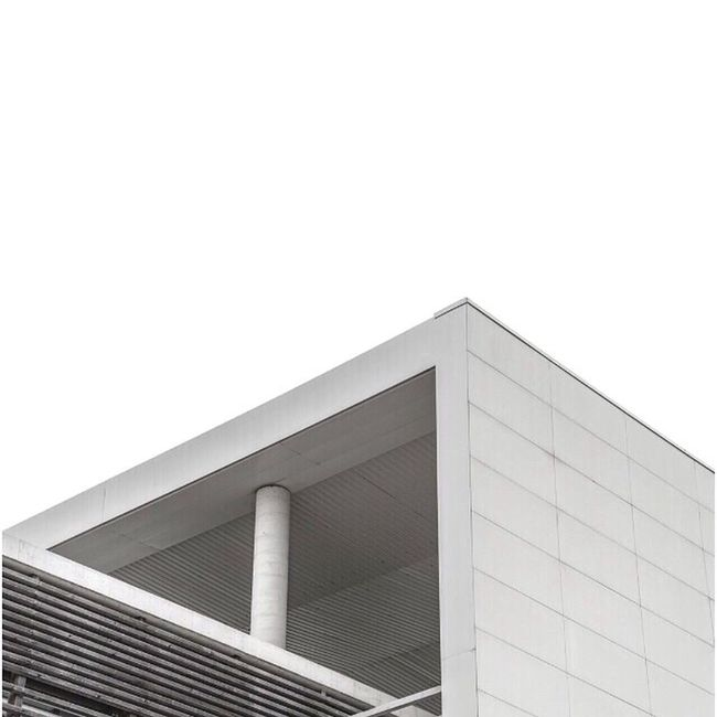 The only probleme that can't be solved Architecture Built Structure Building Exterior Low Angle View Clear Sky City Modern Building Architectural Feature Geometric Shape Outdoors White City Life No People Building Story Architecture Urban Geometry Urban