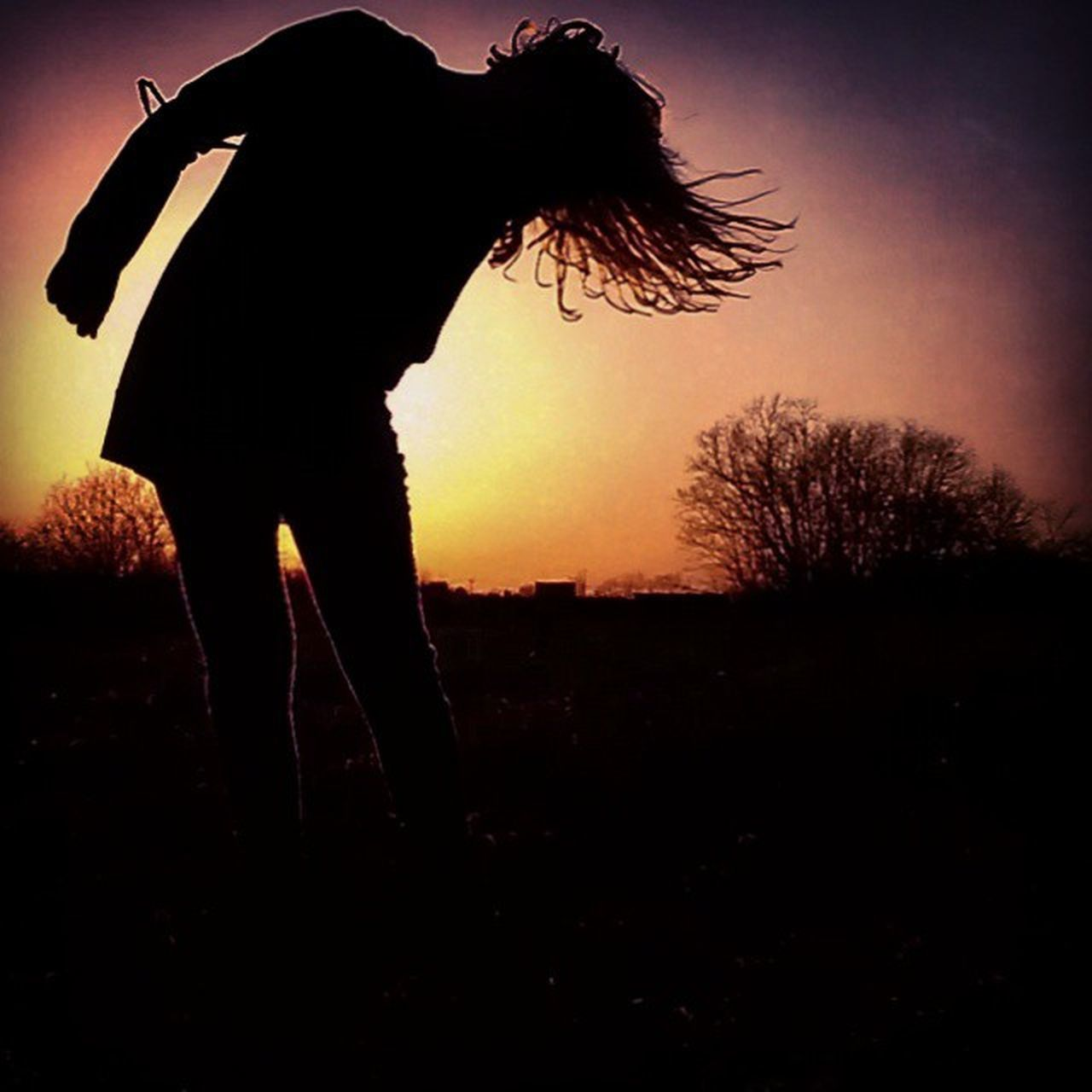Just breathe. Life Celebrate Holiday Fieldtrip Fieldofdreams Artist Photography Artistsoninstagram Springhassprung Sunset Highcontrast Backlit Sunset Silhouette Fieldofdreamz Hairwhip Hairflip