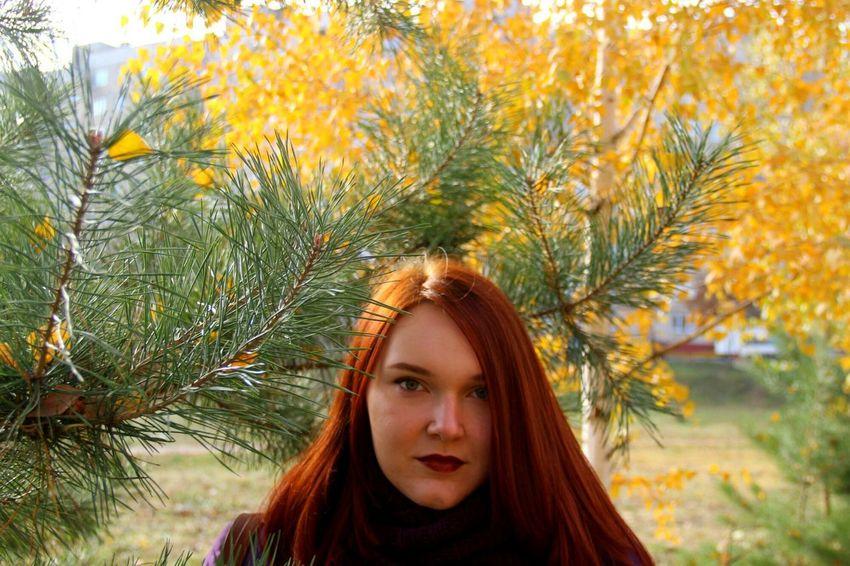 Hi Hi! Beauty Green Eyes Beautiful Eyes Red Hair Hair Hello World Autumn Autumn Colors Darklips Relaxing LoveloveloveMagic Lips Sweet Lips Redlips Sweet Baby