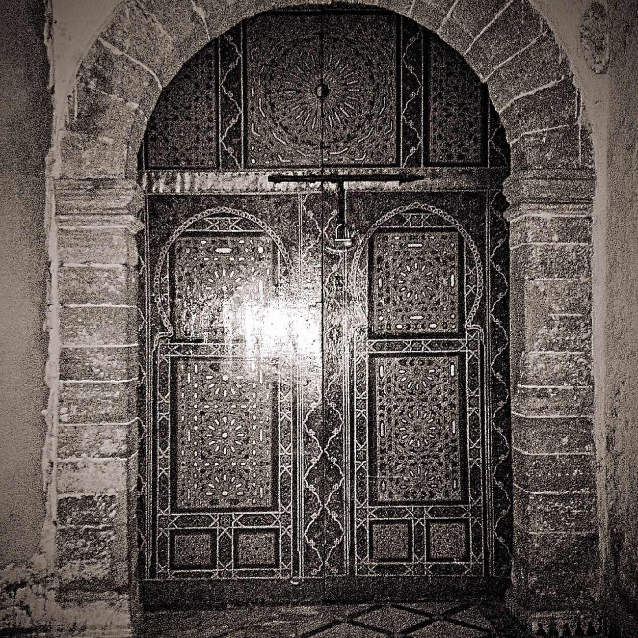 Door EyeemMedina Morocco Night