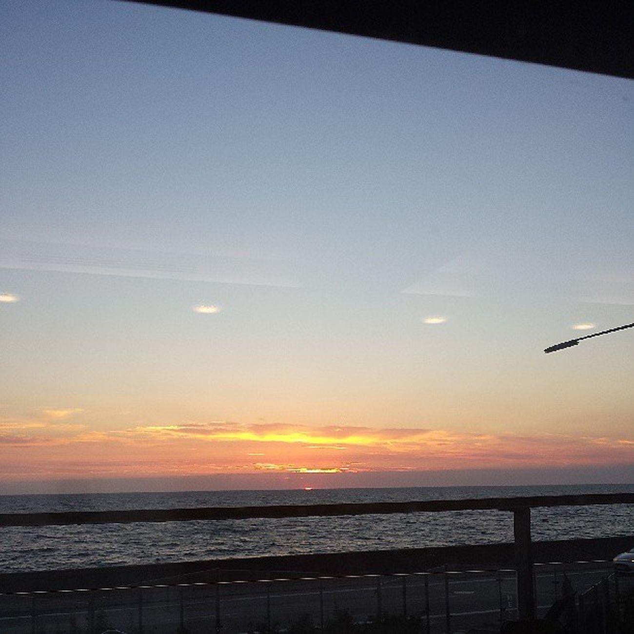 Sunset Bornholm