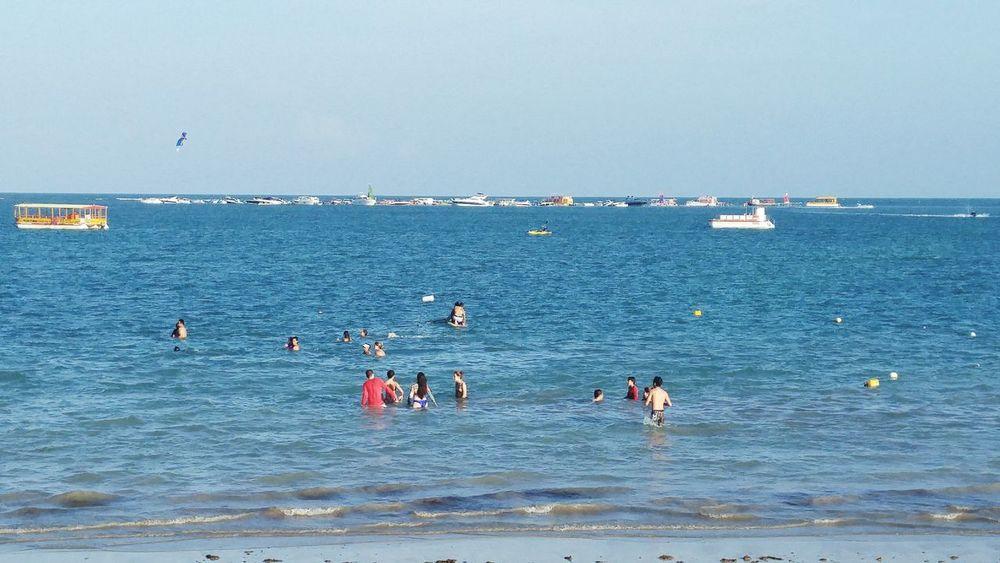 Being A Beach Bum Sunshine Relaxing Swimming Sea Relaxing