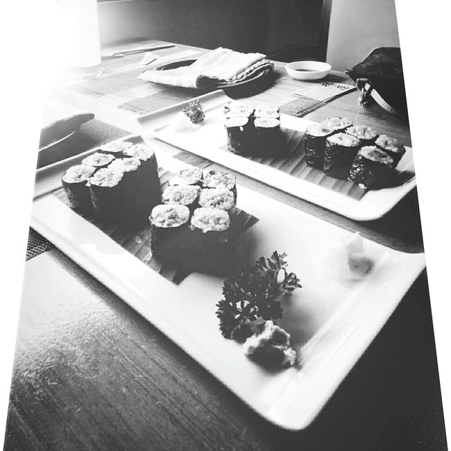 Sushi The Best One Ever