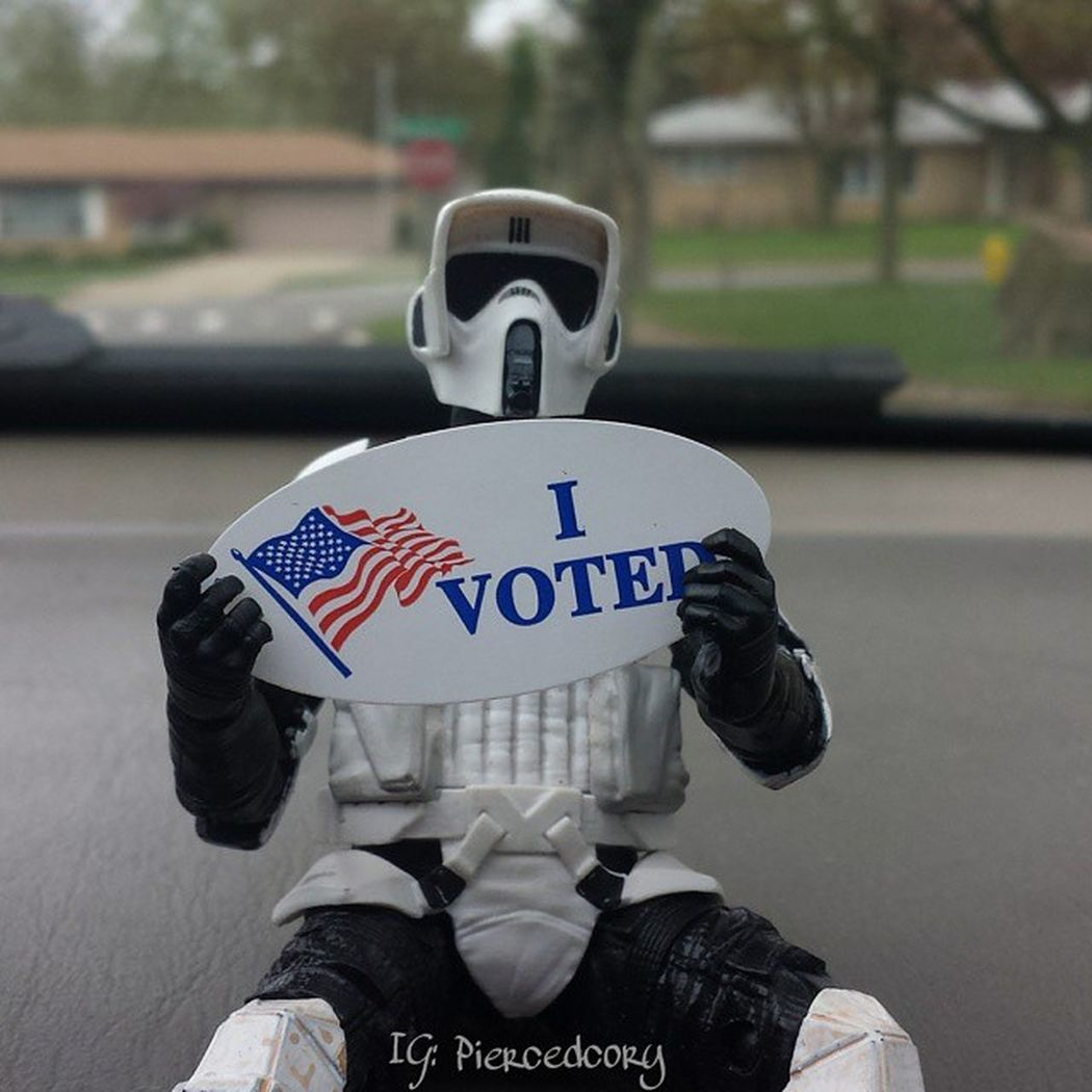 I thought there was gonna be more on the ballot lol Ivoted Ivotedtoday GrandrapidsInstagrammers Grandrapids Grandrapidsmi