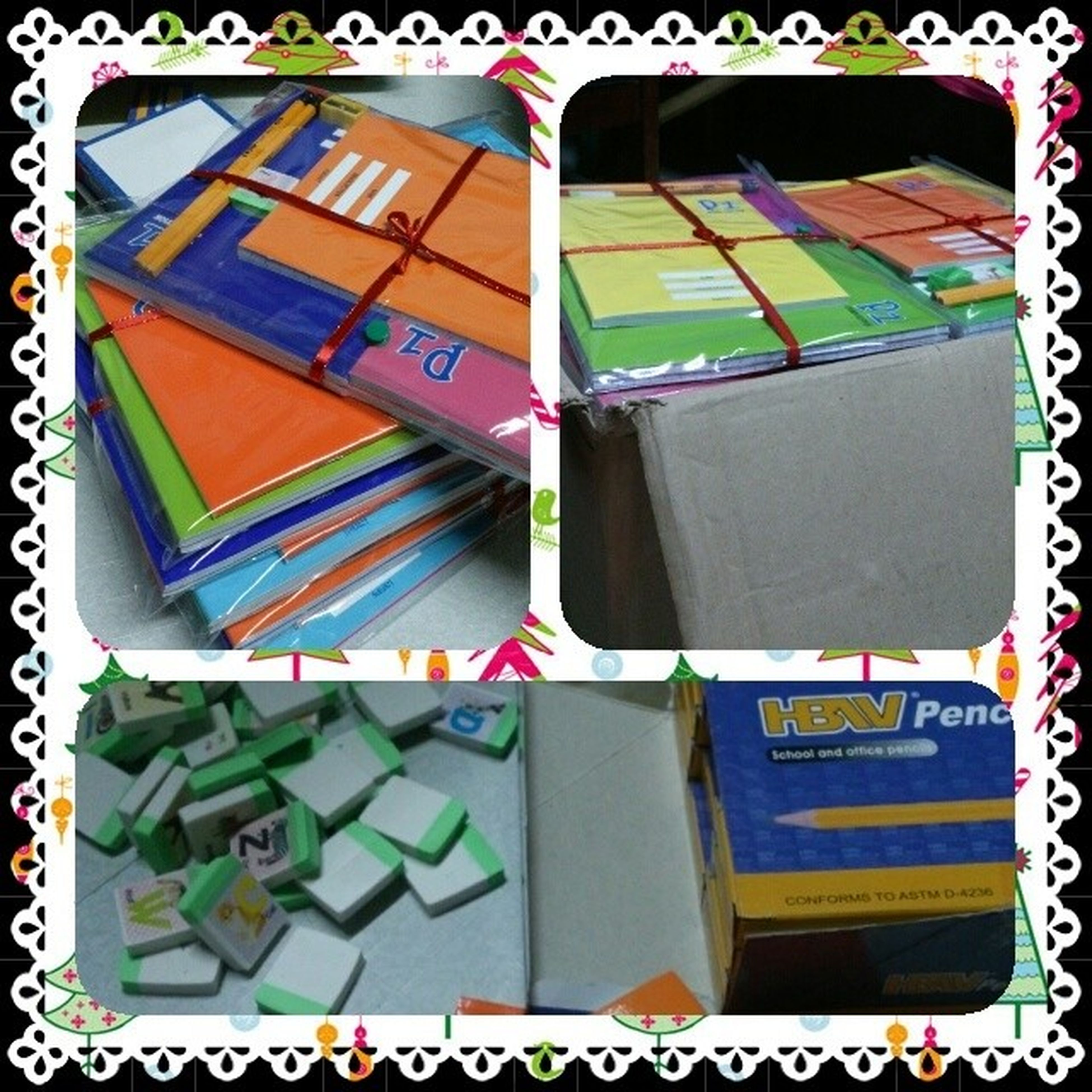 All set! We're ready na for the OutReachClimb ! yay! ;) Wanten Wanteneers Christmas giftgiving