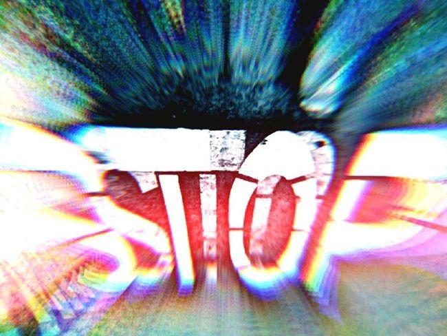 Stop STOP!!! Stopmotion Trails Concrete Asphaltography Asphalt Road Concretephotography Concretelove