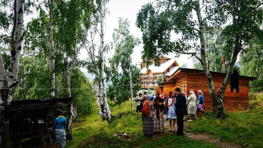 Transfiguration Church Port Baikal